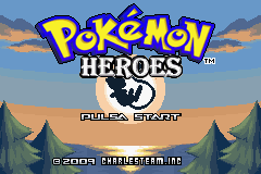 Hack rom-pokémon the fall of heroes (gba download) youtube.