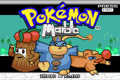 portada Pokemon Marble